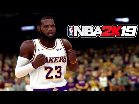 NBA 2K19 - The LeBron 16 Official