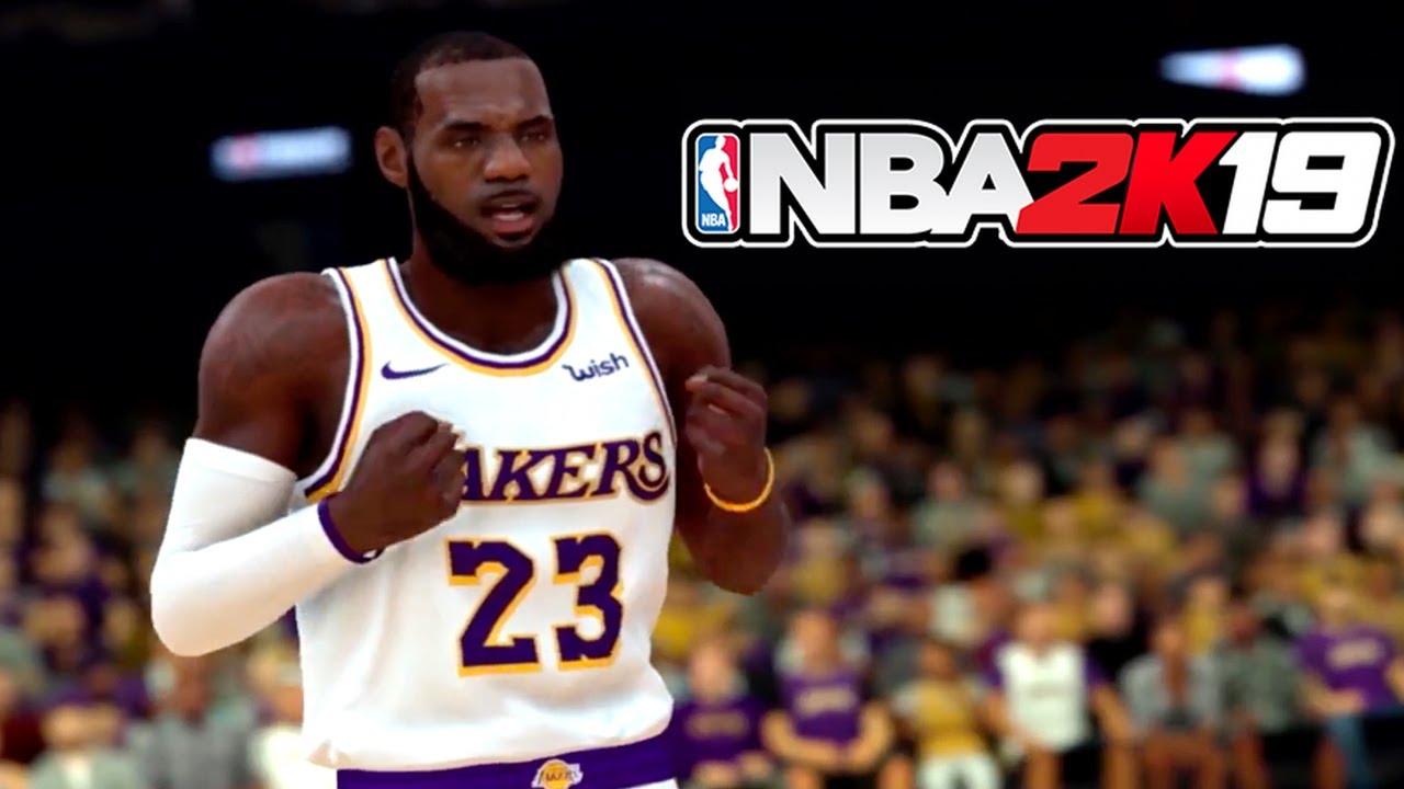 43a92a8bd966 NBA 2K19 - The LeBron 16 Official Trailer - YouTube