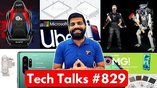 Tech Talks #829 M40 32MP, Note 10 Camera, iOS 13 Leaks, Folding iPhones, Moto Z4, Xiaomi Chair