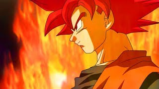 Super Saiyan God CONFIRMED! SSG Form To Return For The Tournament Of Power In Dragon Ball Super