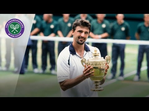 Goran Ivanisevic v Pat Rafter: Wimbledon Final 2001 (Extended Highlights)
