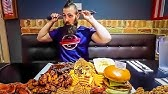 Hunger Games 10lb Undefeated BBQ Challenge   BeardMeatsFood