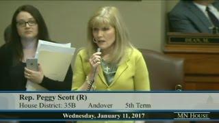 MN GOP Redefines Public Testimony To Advance Health Insurance Bill