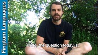 My Full 30 Days of Esperanto (Subtitles in English) #30DRYC
