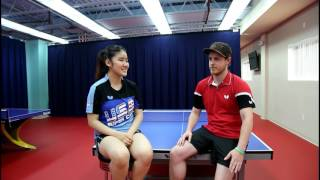 11 Questions with Tina Lin