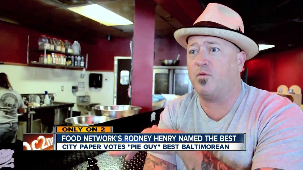 Rodney Next Food Network Star