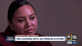 Gambar cover FBI interviews whistleblower over safety issues in Arizona prison system