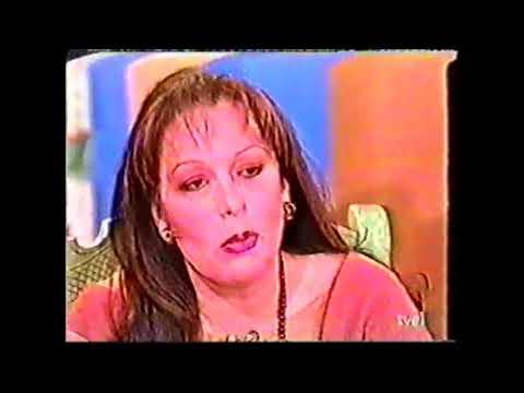 """1998-Massiel en """"Cine de Barrio"""" con José Manuel Parada"""