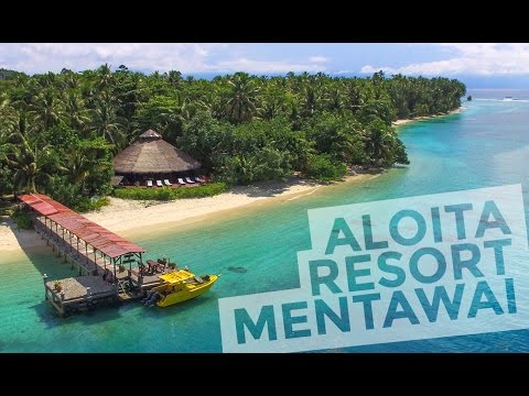Aloita Resort, North Sipora, Mentawai Islands