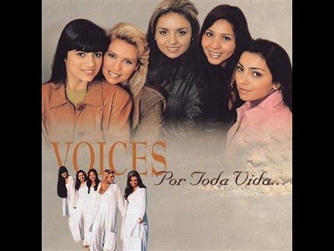 Voices - Por toda Vida - CD completo
