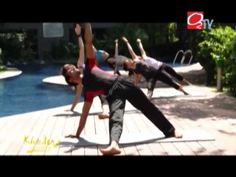 [O2TV] [Khởi động cuộc sống] - Yoga và tinh thần
