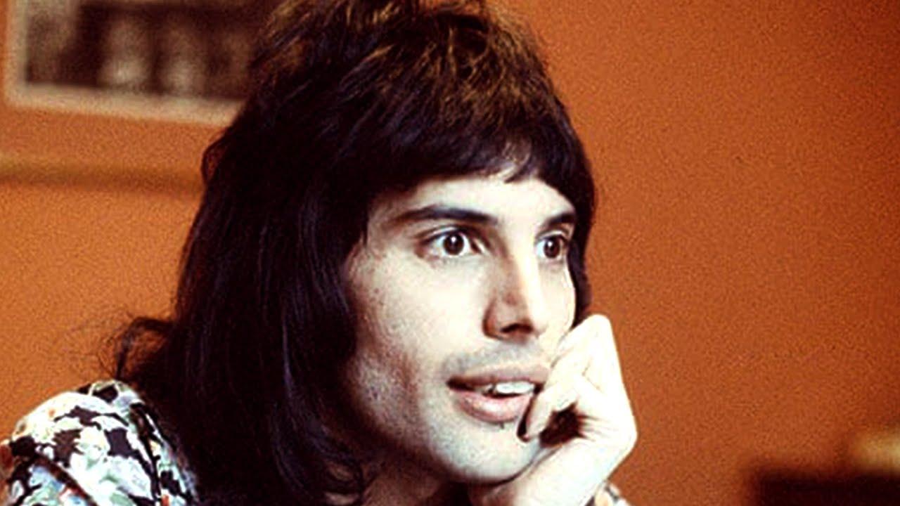 Freddie Mercury Interview Collection Youtube