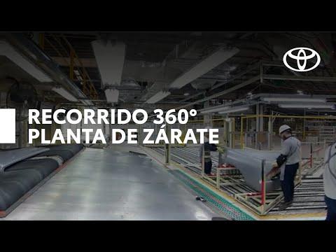 Toyota Argentina || Recorrido 360° Por La Planta De Zárate.