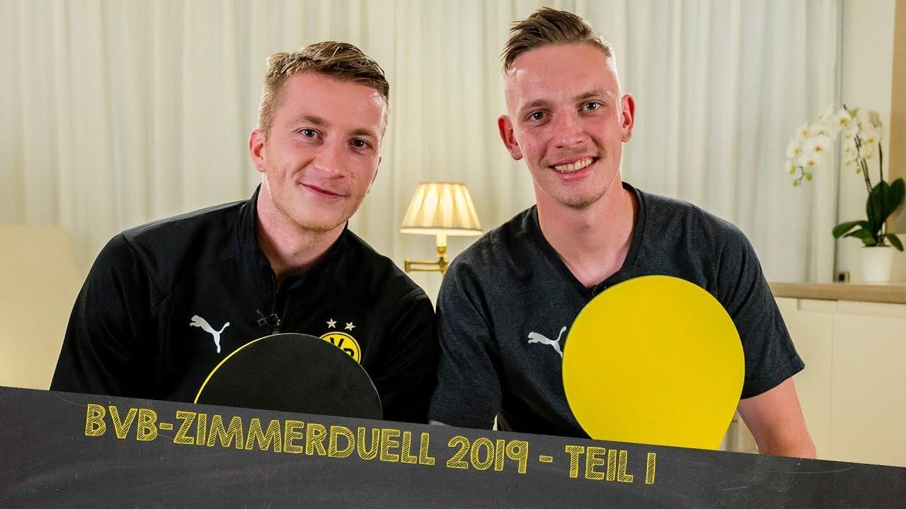 Das BVB-Zimmerduell 2019 - mit Reus und Wolf als Moderatoren | Teil 1 aus Marbella