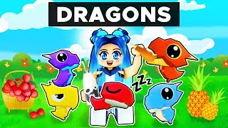 Mother of DRAGONS in Roblox!