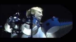 Drum Duet Genesis (Wembley) Phil Collins & Chester Thompson