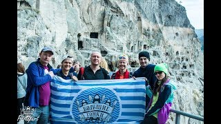 Путешествие по Грузии и Армении 2016(Авто-Вело путешествие по Грузии и Армении в октябре 2016 года вместе с туроператором