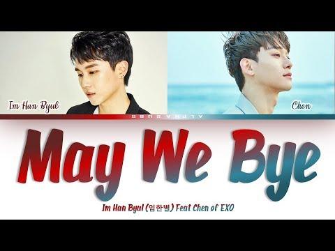 Im Han Byul 임한별 - May We Bye 오월의 어느 봄날 Feat Chen Color Coded 가사 HanRomEng