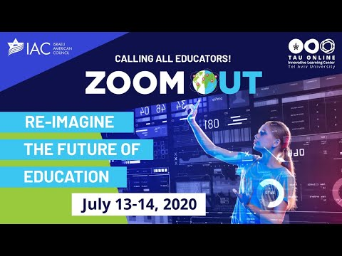 Zoom Out E-Summit: Re-imagine the Future of Education - Day I