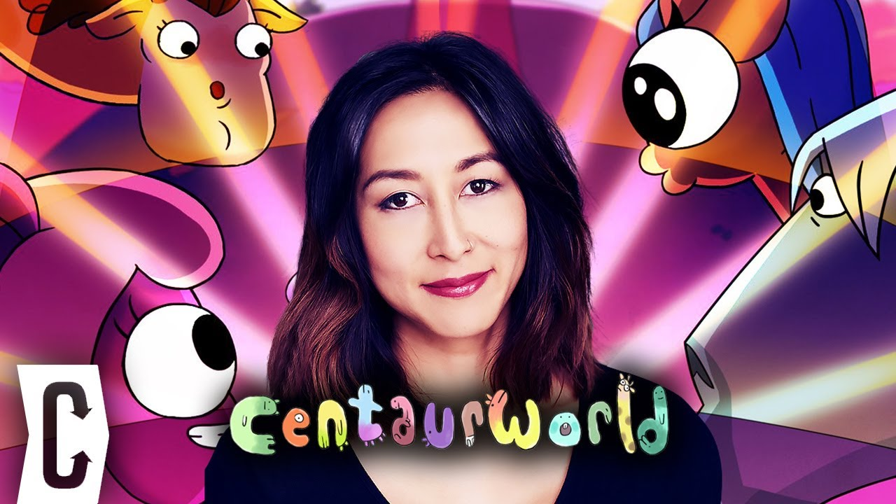Centaurworld Creator on the Netflix Animated Musical Fantasy Show