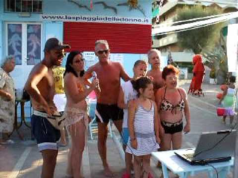 Karaoke - La Spiaggia delle Donne