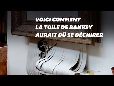 L'œuvre de Banksy