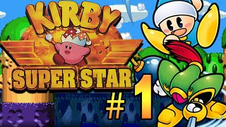 Kirby Super Star Ep. 1: Disapproving Face