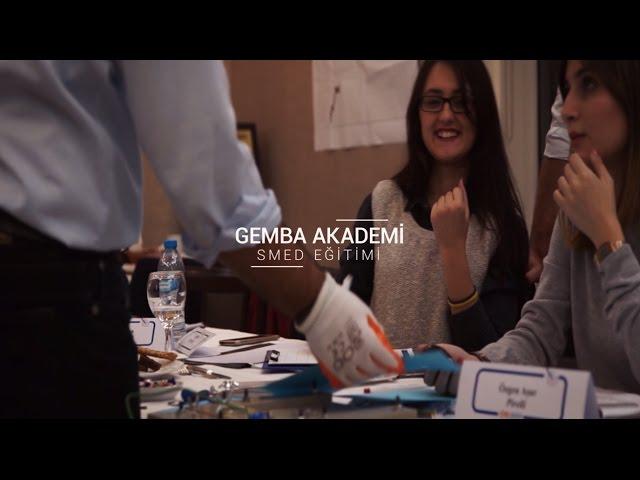 Gemba Akademi - SMED Eğitimi