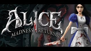 American McGee plays Alice: Madness Returns