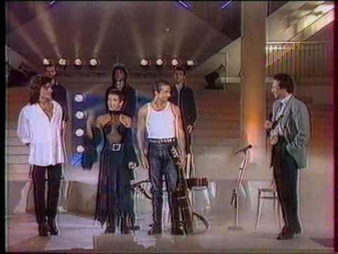 Mecano - Una Rosa Es Una Rosa (TF1 Stars 90 - 5 oct. 1992)