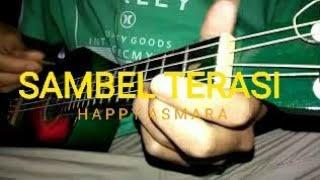 SAMBEL TERASI - HAPPY ASMARA Cover kentrung senar 4