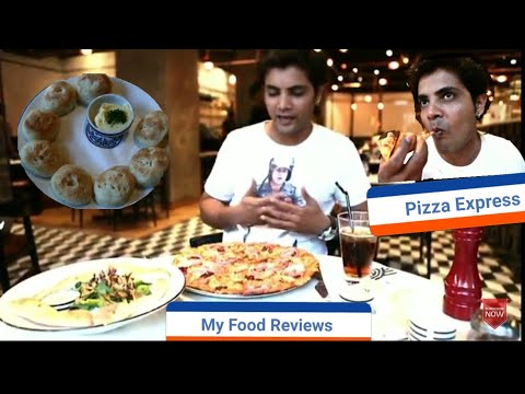 Best PIZZA in India | Pizza EXPRESS MUMBAI (hinglish)