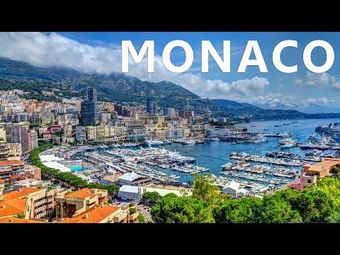 Monaco  4K