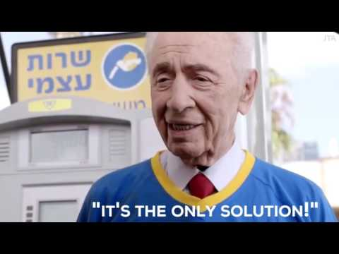 Shimon Peres: The Last of Israel's Founding Father Dies At 93