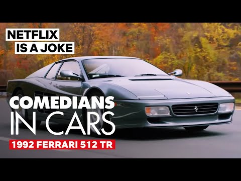 Comedians In Cars Getting Coffee  Feature: 1992 Ferrari 512 TR HD  Netflix