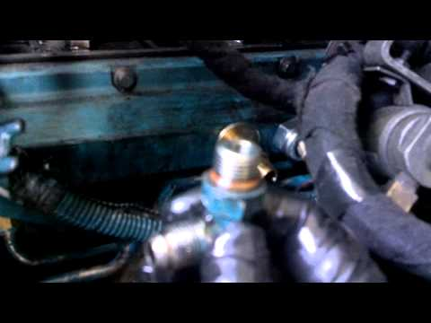 how to fix low injection oil pressure part 1 youtubeDt 466 Engines Diagrams Besides 2004 International Dt466 Engine #11