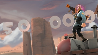 [TF2] 50,000 Subscribers!