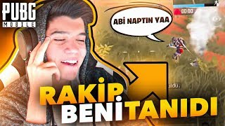 DÜŞMAN BENİ TANIDI (AWM CHALLENGE) | PUBG Mobile Sanhok Gameplay