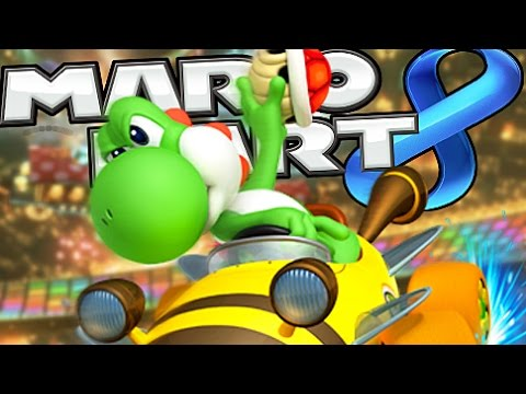 OH MON DIEU POURQUOI POLO ?! | Mario Kart 8