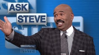 Ask Steve: You can get over it or die mad || STEVE HARVEY
