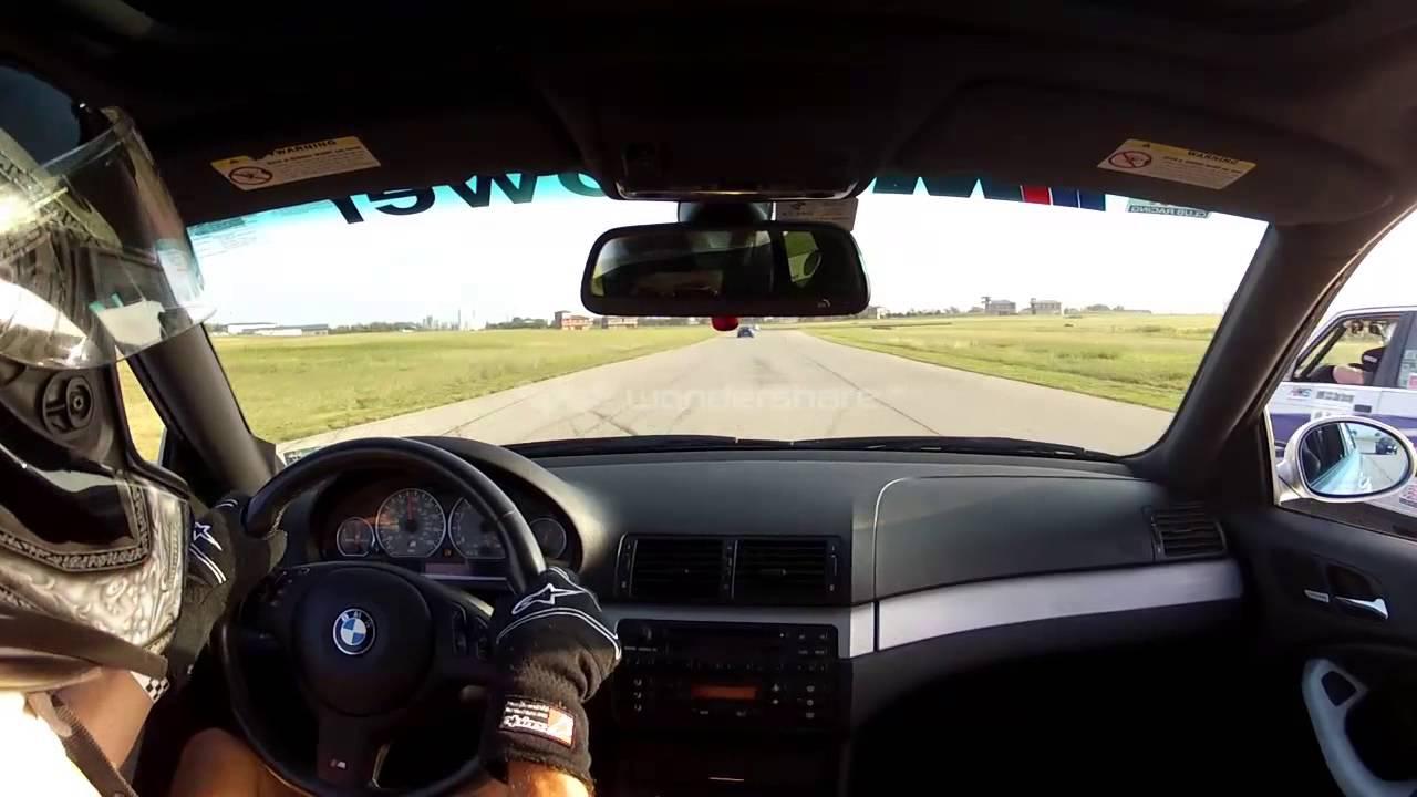 E46 M3 2004 Track Car for Sale - MSR Cresson 10.12.2013 - YouTube