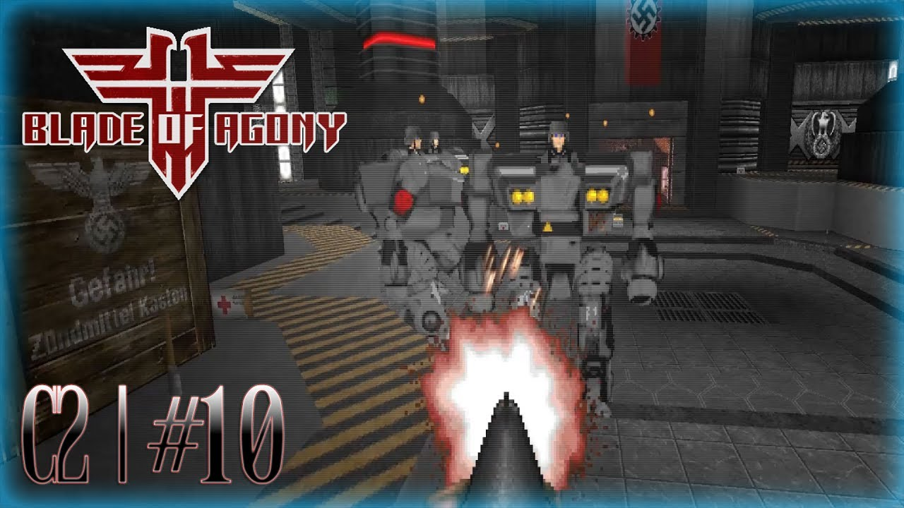 New Order of Enemies   Wolfenstein/Doom - Blade of Agony 2 0   Part 10