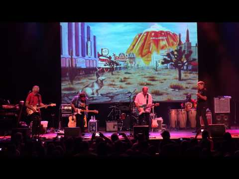 Members of Little Feat with Craig Fuller - 05.23.2015 - The Pageant - St. Louis, MO - 4K - Full set