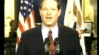 2000 Election December 13 Al Gore Concession Speech
