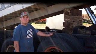 Fun with class 8 trucks Ford L9000