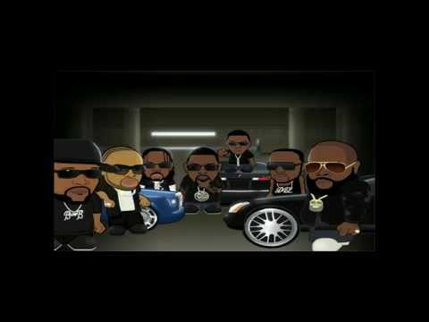 Trae Tha Truth Feat. Slim Thug, Plies & Brian Angel - Something Real [HD] [2009][ BICO MTR ]