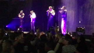 PENTATONIX Hallelujah Live Memphis Tennessee 11/03/16 PTXTour