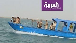 السهم البحري.. إزالة ألغام إيرانية زرعها الحوثيون