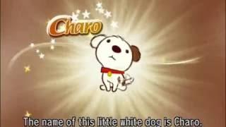 【英語アニメで英語学習】リトル・チャロ第1話「空港の迷子犬」日本語スクリプト付