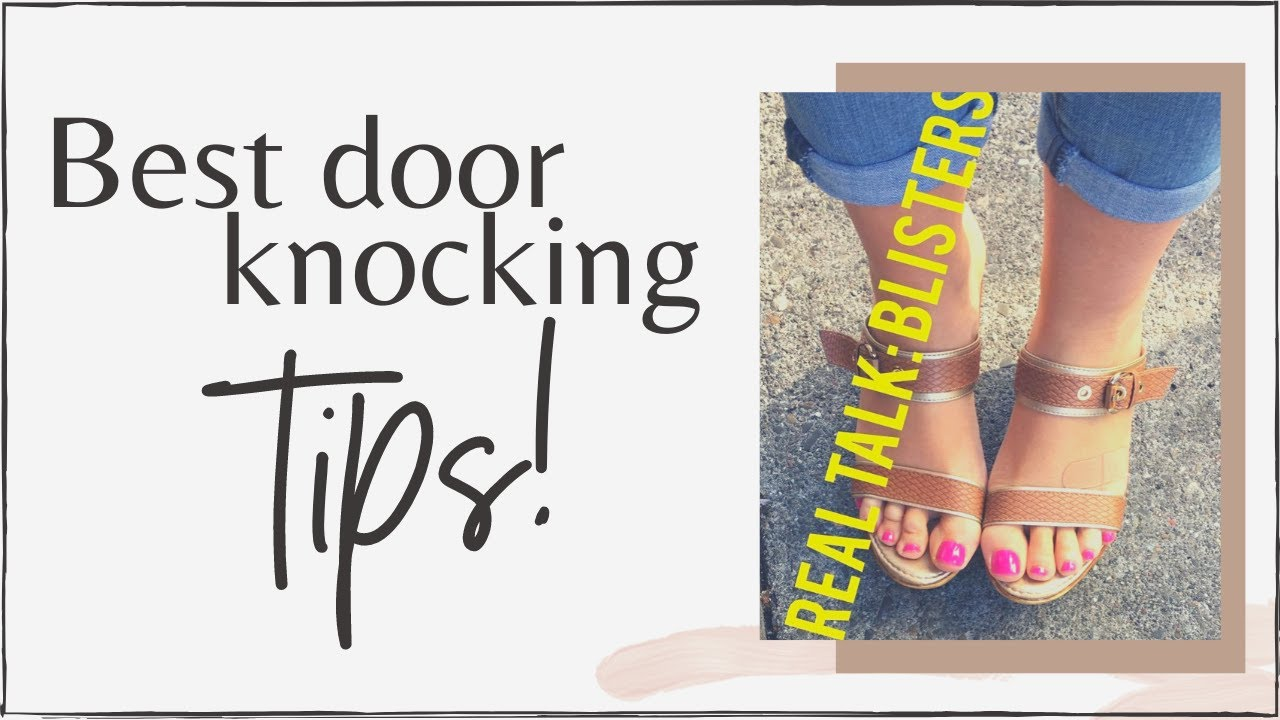 29 Door Knocking Resources for Successful Lead Generation - REDX